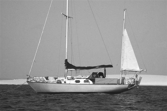 Pearson Alberg 35