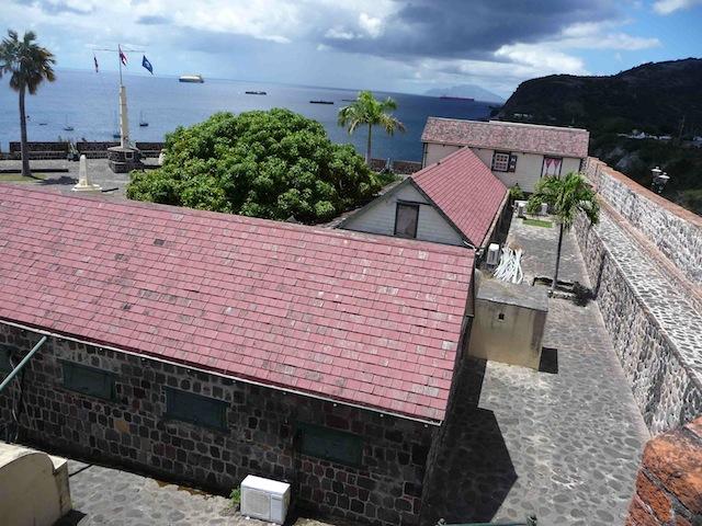 Fort Oranje, Statia