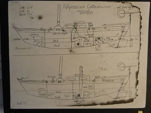 Catamaran Tantra