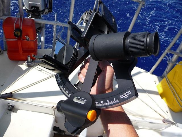 Plath Navistar Pro sextant