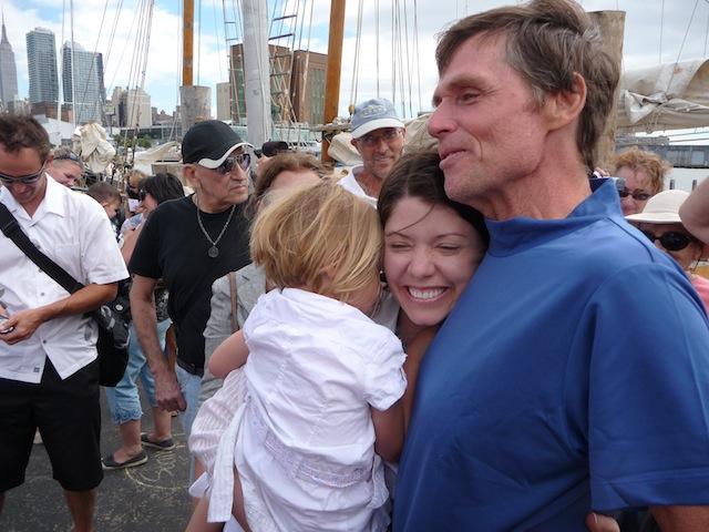 Reid Stowe with daughter Viva