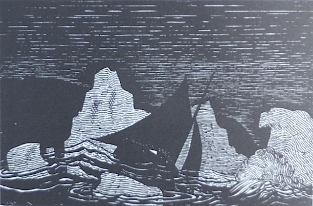 Rockwell Kent print