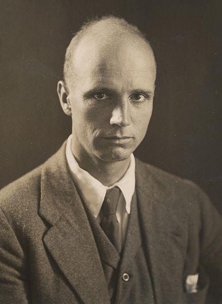 Portrait of Rockwell Kent