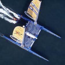 Team Phillips under sail