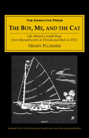 Cover of The Boy Me and the Cat
