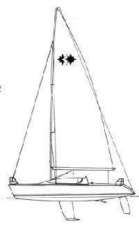 JOD 35 profile drawing