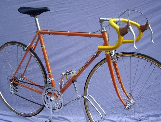 Masi vintage bicycle