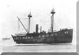 Diamond Shoals lightship