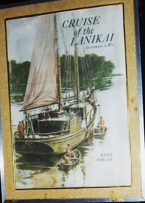 Cruise of the Lanikai book cover