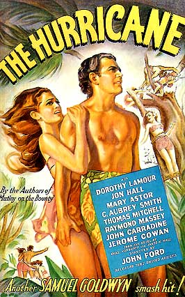 The Hurricane movie poster