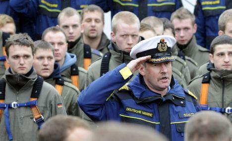 Capt. Norbert Schatz of tall ship Gorch Fock