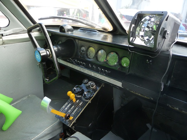 Tupelov N007 cockpit