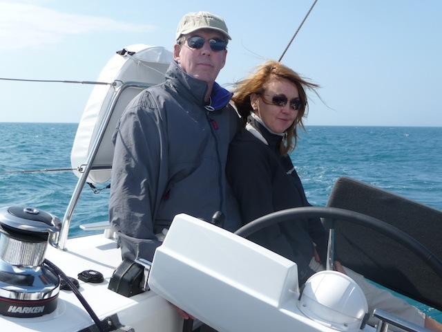 Wayne Burdick and Joyce Harvey