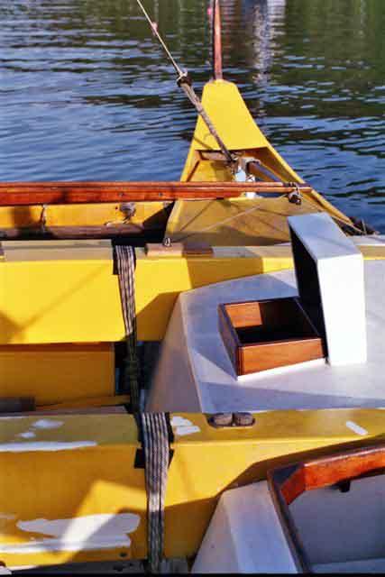 Pahi 42 on deck