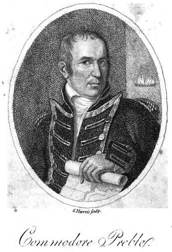 Commodore Edward Preble
