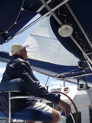 Sailing Tiando