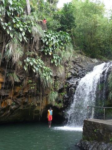 Grenada interior