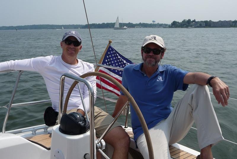 Sail Magazine staff