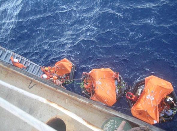 Concordia rescue