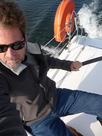 Steering the Outremer 49