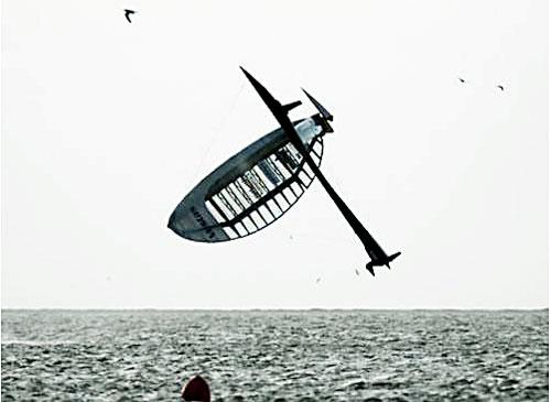 Sailrocket 1