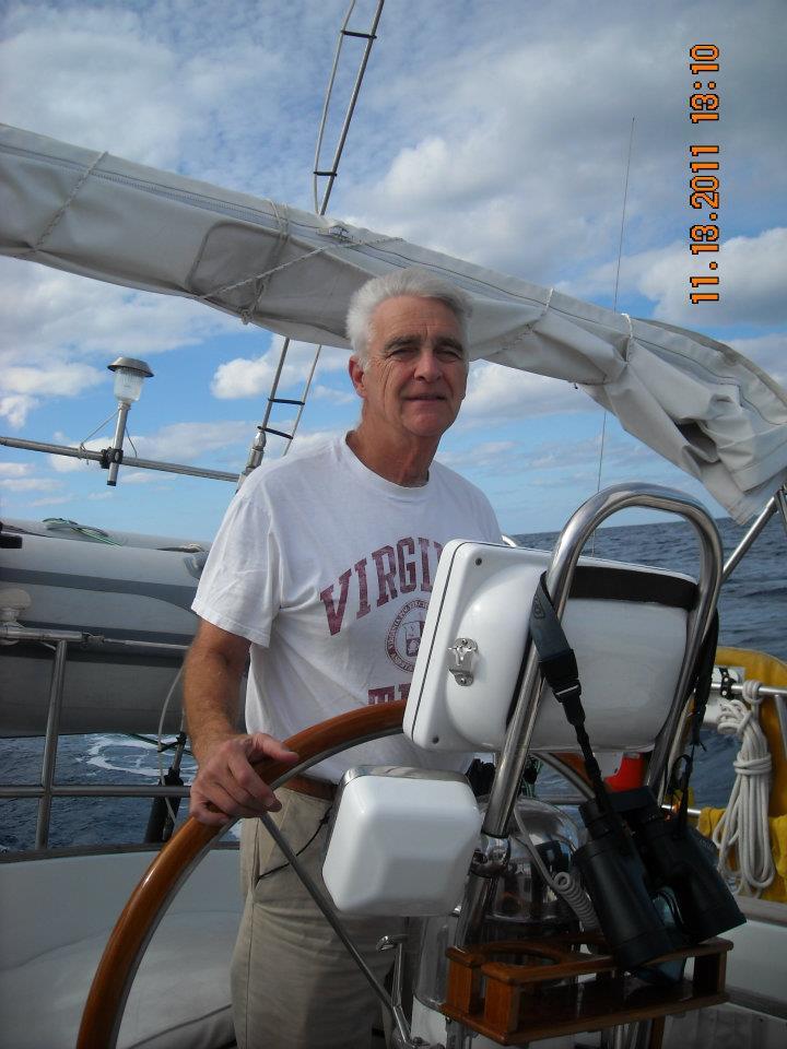 Onboard Katahdin