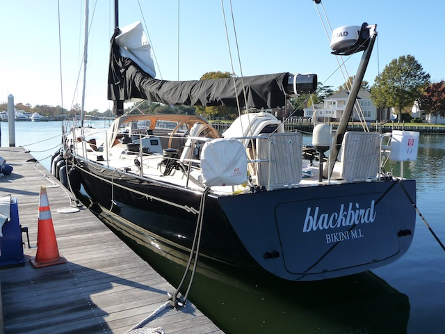 Tripp 75 Black Bird