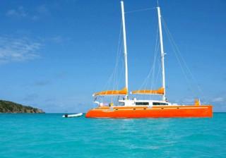 Energon catamaran
