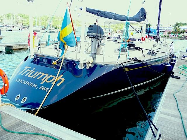 Triumph, Baltic 64