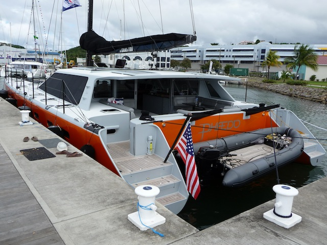 Gunboat 66 Phaedo