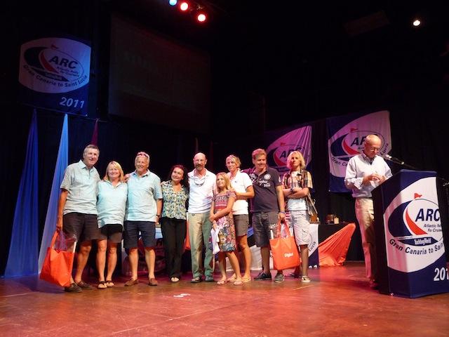 2011 ARC prizegiving