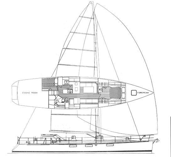 Sundeer 60 profile and plan