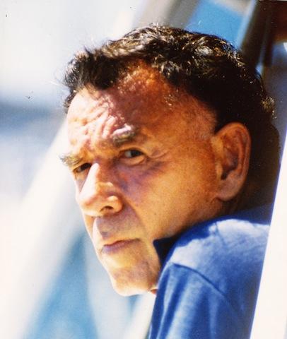 Yachtsman Huey Long