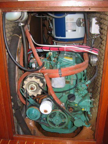 Wauquiez Pretorien 35 engine