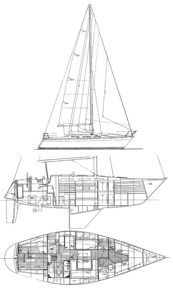 Wauquiez Pretorien drawing