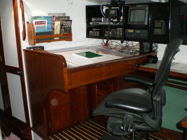Morgan OI 41 Horizon (interior)