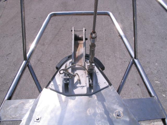 Morgan OI 41 Horizon (detail)
