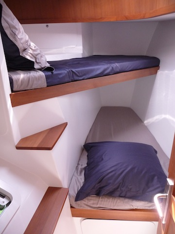 Bamba 50 bunk berths