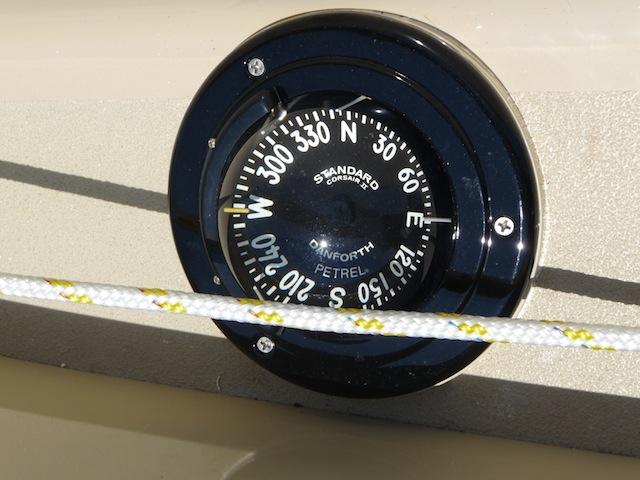 Danforth compass