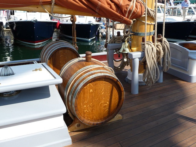 Lunenburg schooner