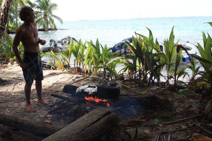Sean Terry on Chagos
