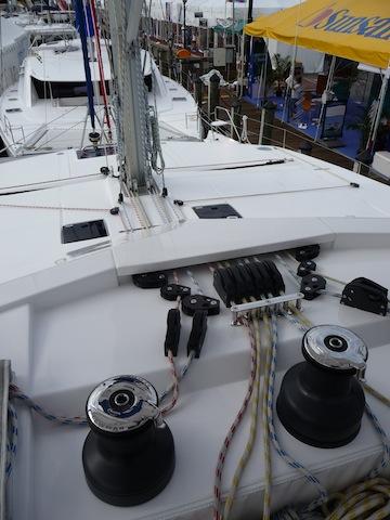 Moorings 5800 controls