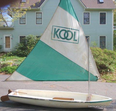 Kool boat assembled