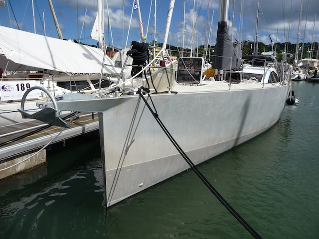 German Yachtbau 48