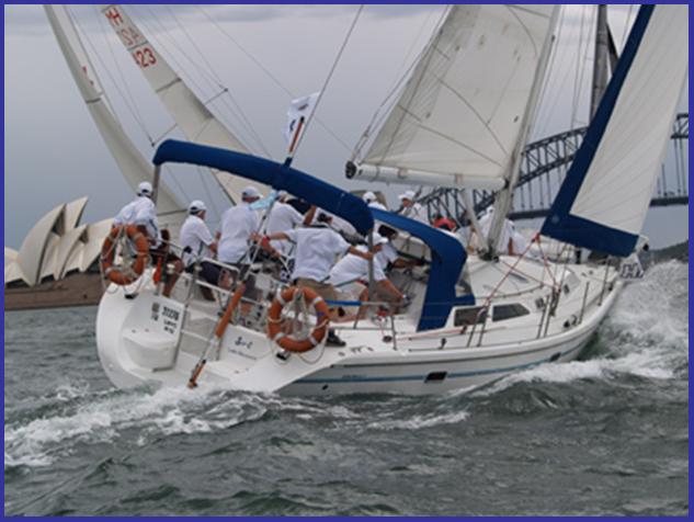 Catalina 42 racing