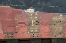 Shenandoah hull defects