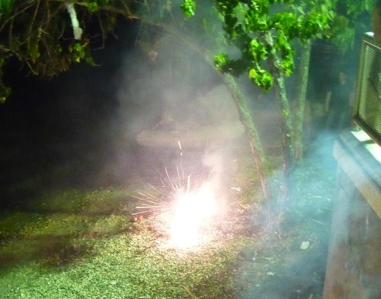 Culebra fireworks