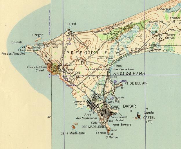 City of Dakar