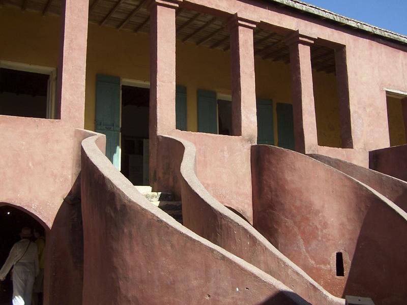 Maison des Eclaves, Goree