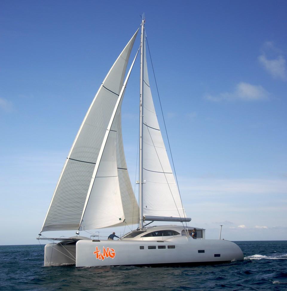 Tag 60 sailing